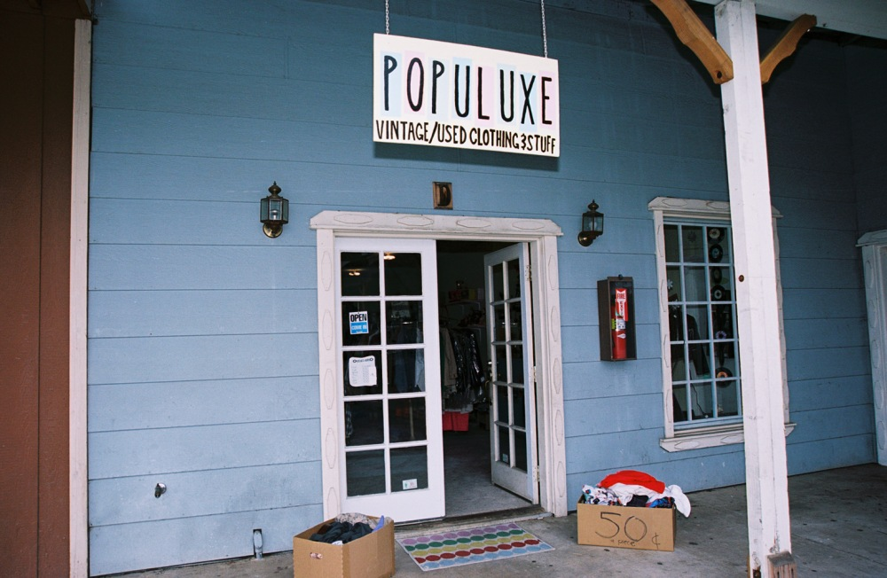 The Populuxe Storefront