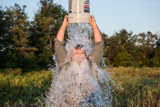 Ice Bucket Challenge andFundraiser