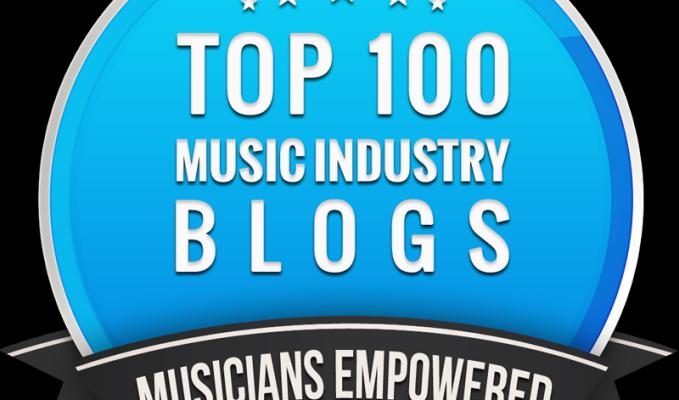 Top 100 Music IndustryBlogs