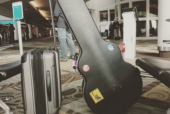 8 Things Every Touring Musician Should Carry